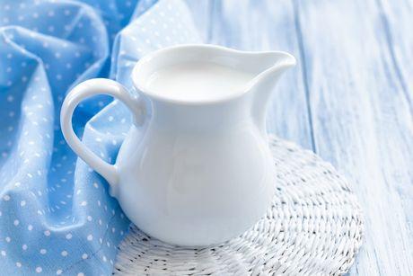 mlieko, dieta, alergia na laktozu