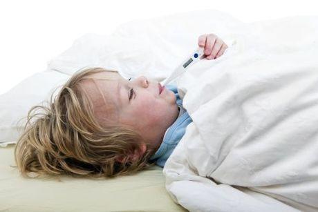 zapal pluc choroba teplota zvysena