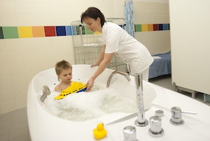 Kúpele Luhačovice liečia deti už od 1,5 roka
