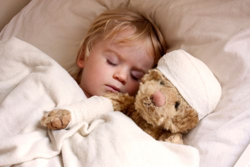 Duševný stav dieťaťa chorého na nádorové ochorenie