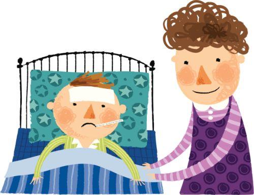 5 zásad chorého dieťaťa, ktoré neliečime liekmi