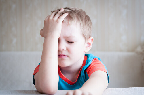 Bolesť hlavy deti