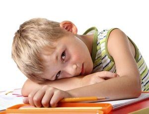 Dieťa s Tourettovým syndrómom