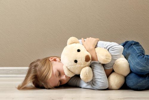 Môžu mať deti depresiu?