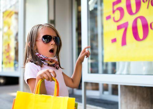 Puberta s kreditkou. Vychovávate doma shopaholika?