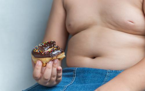 Naše dieťa má nadváhu