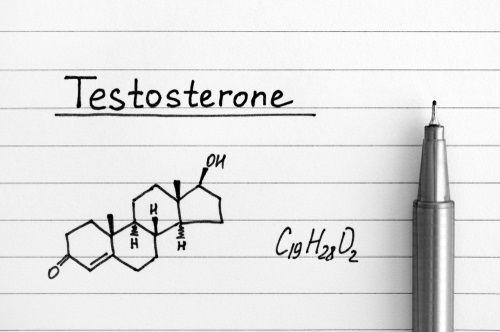 Testosterón - hormón mužstva