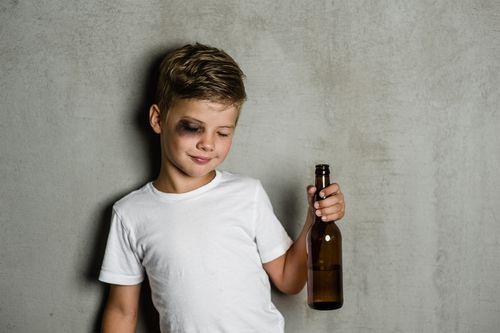 Čo robiť s opitým dieťaťom
