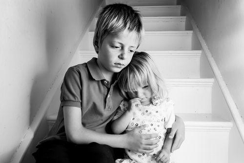 Ako sa deti vyrovnávajú so stratou blízkej osoby