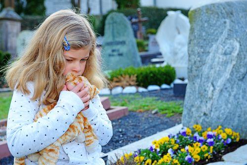 Smútok a trúchlenie dieťaťa