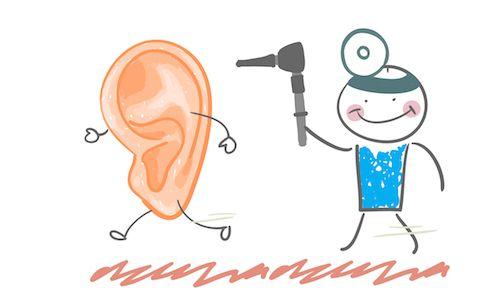 O poruchách sluchu