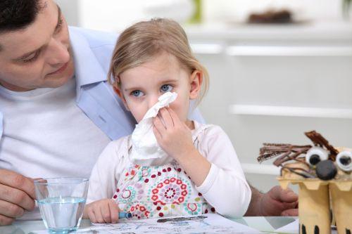 Aké choroby môžete u detí očakávať na jeseň?