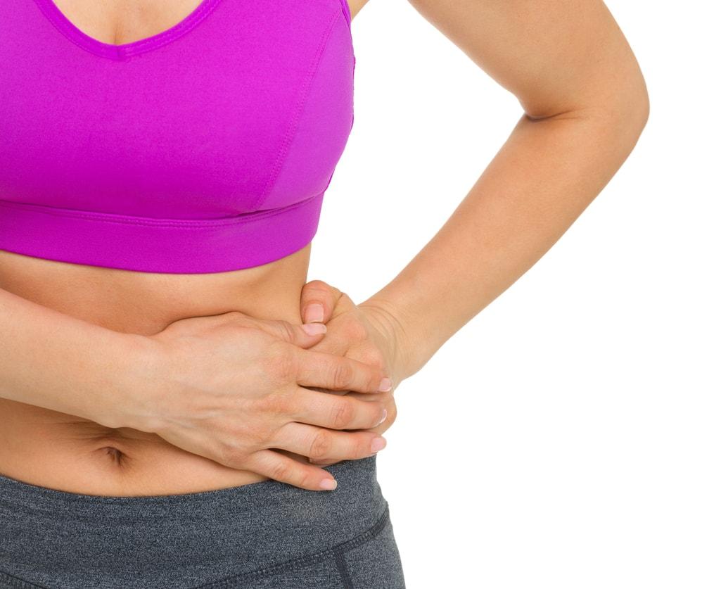 Bolestivá menštruácia u dievčat
