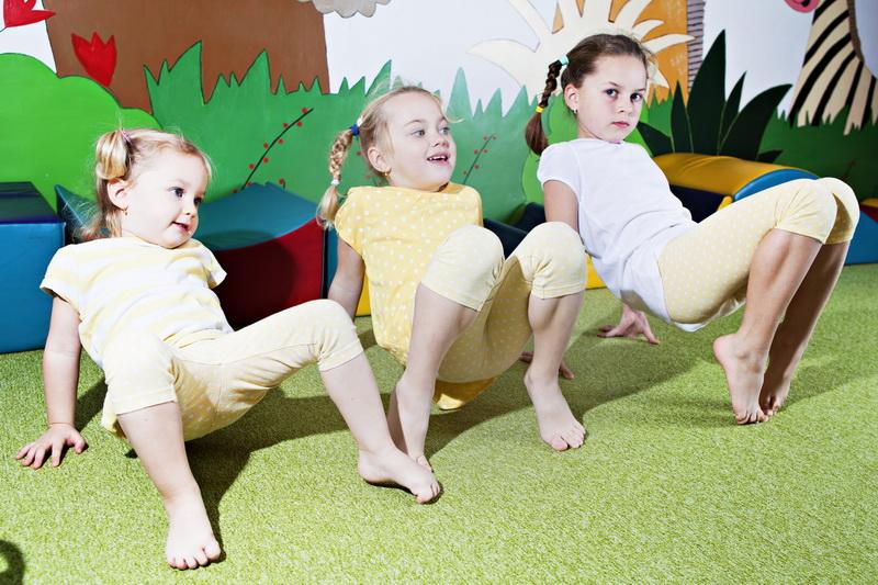 Ploché nohy a hravé cvičenie